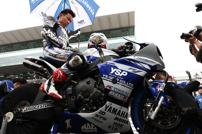 Motul jsb1000 yamaha ysp racing team for Yamaha ysp 1000