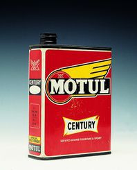1953 – запуск Motul Century