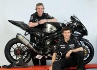 Guy Martin and Relentless Suzuki by TAS make their first tests.