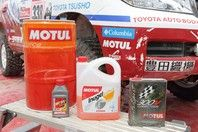 Motul podiums in the Dakar rally!