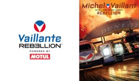 A Motul és a Rebellion Racing révén tér vissza Le Mans-ban Michel Vaillant