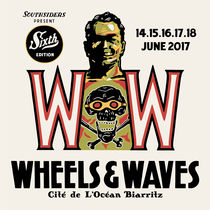 Motul Beach a Biarritz per Wheels & Waves