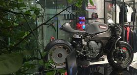 Motulが「MV AGUSTA F4Z Special Presentation」に出展