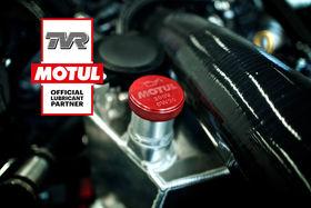 Motul został oficjalnym partnerem olejowym TVR