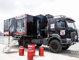 Dakar 2018 - Motul Racing Lab, czyli laboratorium w terenie