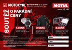 Incheba Expo Praha a MOTUL vás zvou na výstavu MOTOCYKL 2018