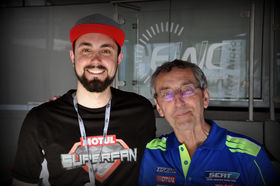 72 hours in the life of the Motul Superfan at the 24 Heures Motos