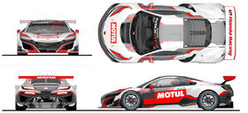 Honda Team Motul to Enter Suzuka 10 Hours