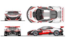 Honda Team Motul выступит в марафоне «10 часов Сузуки»