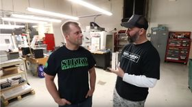 Tour the Sikky Manufacturing Facility with James Evans