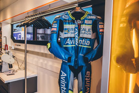 DAVIDE TROLLI: THE RACE SUIT IS THE CONNECTION BETWEEN RIDER AND MACHINE