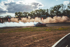 KAROLINA PILARCZYK, THE QUEEN OF DRIFTING: LIVING IN A WORLD OF POWERFUL ENGINES AND LOTS OF SMOKE