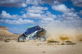 Gran victoria de los pilotos de FN Speed Team en el rally de Marruecos