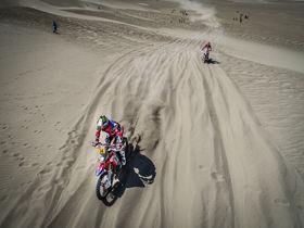 Motul & Dakar present the 2019 Dakar rally at SEMA