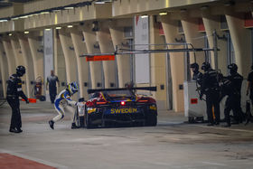 ALEXANDER WEST DEFENDS SWEDISH HONOUR IN THE FIA NATIONS CUP
