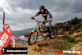 Nuevo éxito de participación en la IX edición de los 2 Días de Trial Clásico Costa Brava