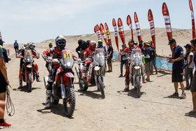 Motul se adentra de pleno en el Dakar 2019 como patrocinador principal