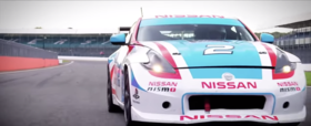 WHAT HAPPENS WHEN YOU LET GAMERS DRIVE A REAL RACING CAR?
