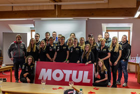 "MOTUL Technik-Workshop mit ""Girls Only""-Team"