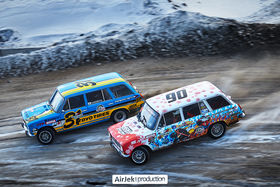 Gocha Chivhyan: a Lada is actually a good drift car!