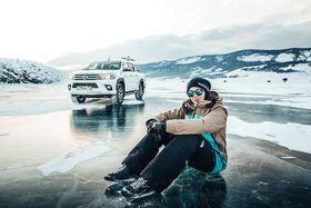 Кто из атлетов Motul установит рекорд скорости на льду?