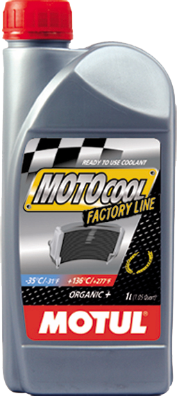 Motocool factoryline