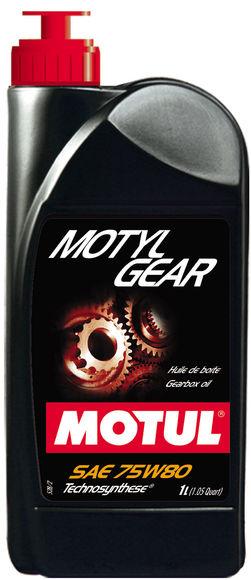 Motylgear 75w80 1l