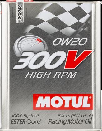 Motul 104239 300v high rpm 0w20 2l