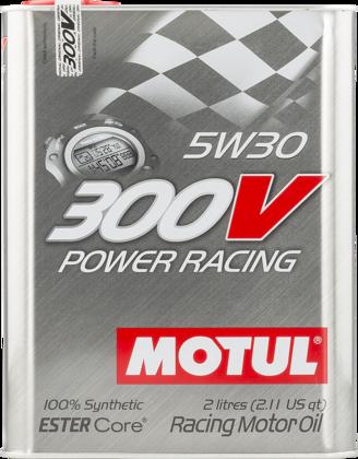 Motul 104241 300v power racing 5w30 2l