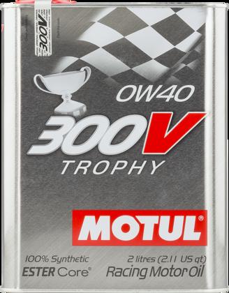 Motul 104240 300v trophy 0w40 2l