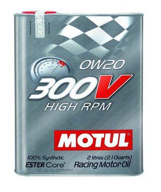 Motul 300v face 0w20