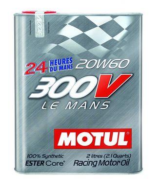 Motul 300v face 20w60