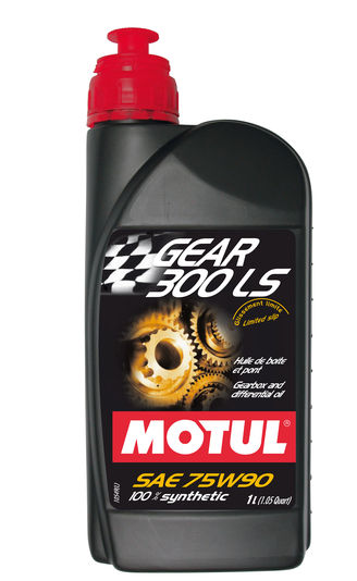 Gear 300 ls 75w90 1l hd