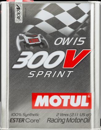 Motul 104238 300v sprint 0w15 2l