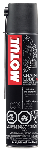 C2 chain lube road 12x0.400l us can
