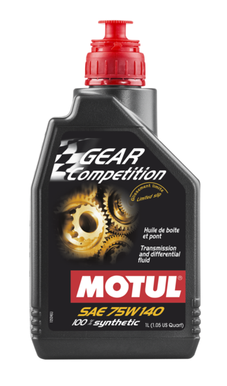 Motul 105779 gear competition 75w140 1l