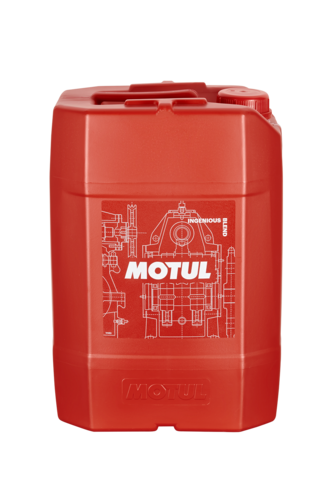 20l red jerrycan   front