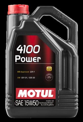 Motul 100273 4100 power 15w50 5l
