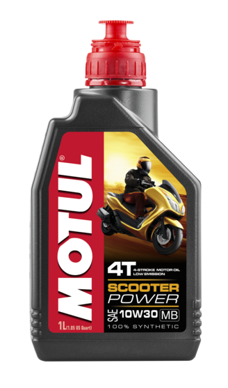Motul 105936 scooter power 4t 10w30 mb 1l