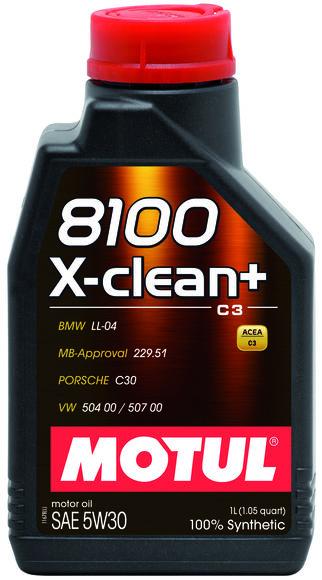 8100 x clean  5w30 1l hd