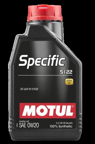 Motul 104422 specific 5122 0w20 1l 0917