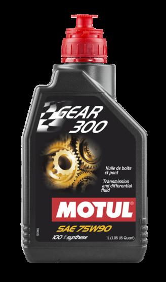 Motul 105777 gear 300 75w90 1l