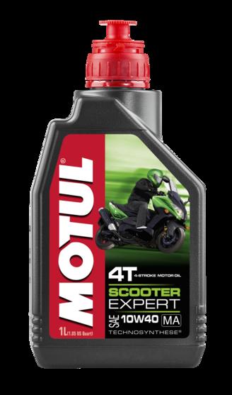 Motul 105960 scooter expert 4t 10w40 ma 1l