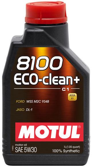 1l 8100  eco clean  5w30