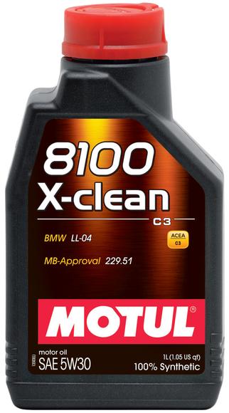 8100 x clean 5w30 1l bd