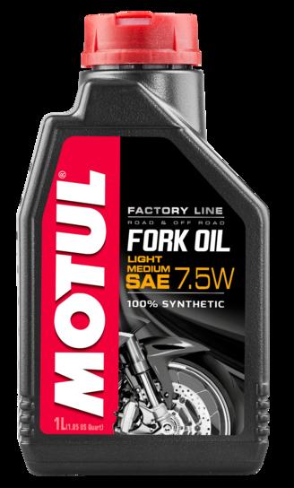 Motul 105926 fork oil fl light medium 1l