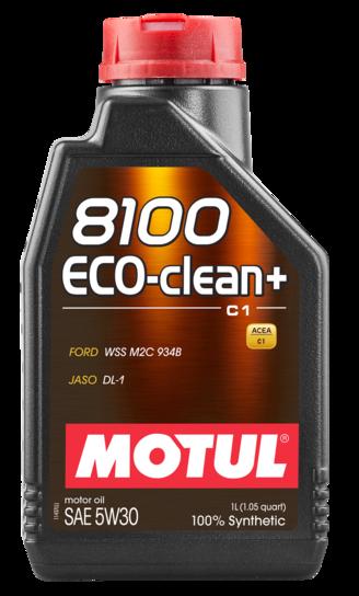 Motul 101580 8100 eco clean  5w30 1l