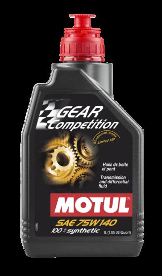 Motul 105779 gear competition 75w140 1l