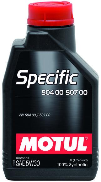 Specific 504 00 507 00 5w30 1l hd