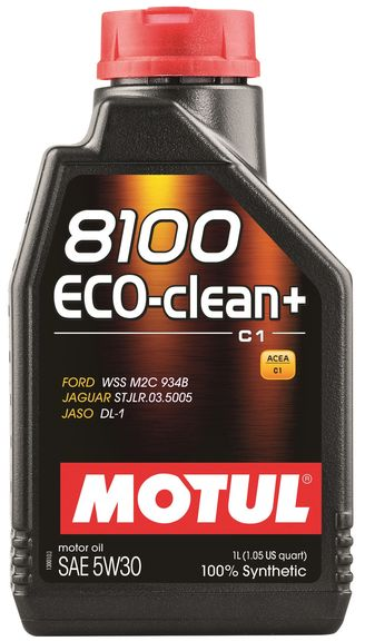 8100 eco clean  5w30